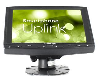 Bild vom Smartphone Uplink SPU700 Display
