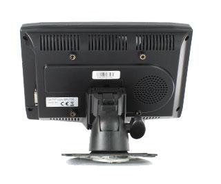 Bild vom Smartphone Uplink SPU700 Display Rückseite